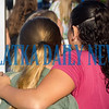 Hugging old friends on the first day of school whom you may not have seen during the summer  is one of the best parts of going back to school. Fran Ruchalski/Palatka Daily News