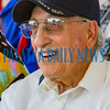 World War II Navy frogman Charles LaFontaine, 96, enjoys the Memorial Day activities as the grand marshall of the Memorial Day parade. Fran Ruchalski/Palatka Daily News