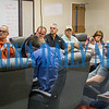 Putnam County emergency agency leaders gather in the emergency operations center for a webinar on what to expect from Tropical Storm Dorian this weekend. Fran Ruchalski/Palatka Daily News