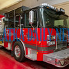 Engine 22 is the new Palatka Fire Dept. vehicle which was custom designed to meet the needs of the department and the area. Fran Ruchalski/Palatka Daily News