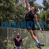 While most folks were hibernating in their air conditioning to beat the heat, Chance Ward dunks a shot in a game with his brother Anthony Ward at the newly-resurfaced basketball courts on 14th Street off Crill Avenue on Monday afternoon. Fran Ruchalski/Palatka Daily News