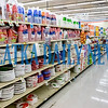 While paper products are in short supply at some stores, a good supply is on the shelves at the Interlachen Hitchcocks. Fran Ruchalski/Palatka Daily News