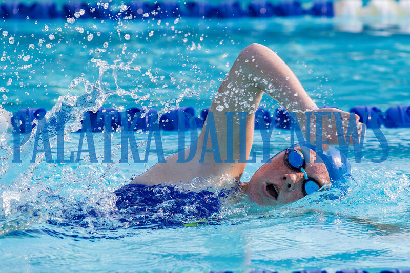 Maggie Poole 200 Freestyle