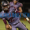 Raiders quarterback Naykee Scott (2)  carries the ball in the third quarter in their game with Wildwood. Fran Ruchalski/Palatka Daily News