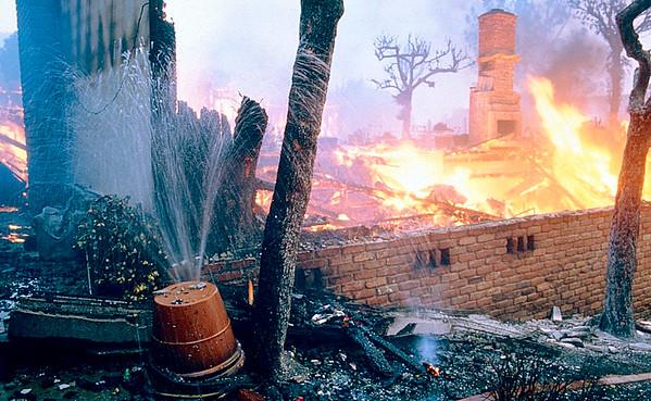 Laguna Beach Firestorm III