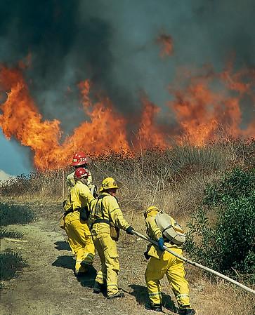 Mission Viejo Fire