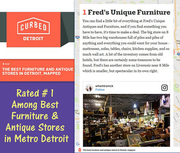 Fred's Rated #1 By Curbed Detroit