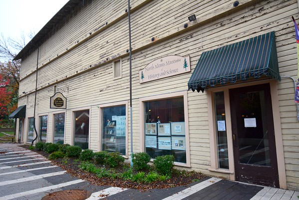 North Adams Museum of History and Science to move - 101118
