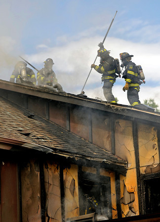 North Boulder Fire