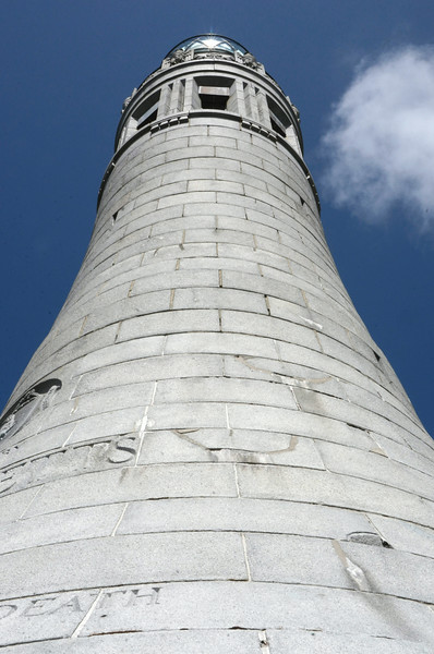 Mount Greylock Memorial Tower closed-081814