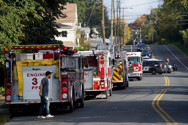 North Street Fire - 101018