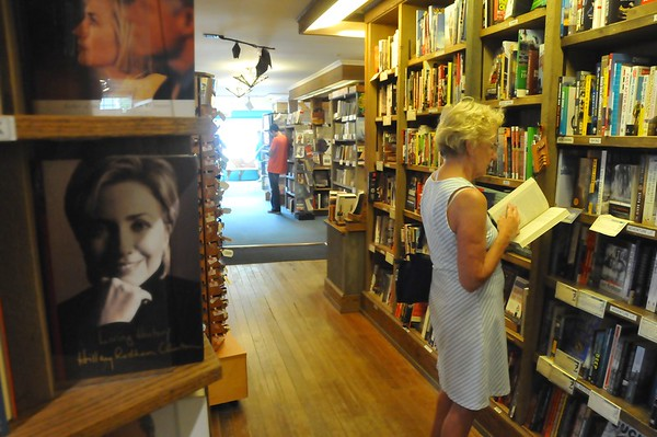 Northshire Bookstore celebrating 40 years in business 08/25/2016