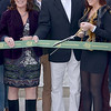 J.S.CARRAS - JCARRAS@DIGITALFIRSTMEDIA.COM  Ribbon cutting for Kane's Fine Wine & Spirits (l-r) Katie, Connor, Sean and Chelsea Kane Friday, November 7, 2014 on Lake Avenue in Saratoga Springs, N.Y..
