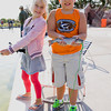 be0927fishing2.jpg Jake Machuga, age 9, shows off his catch while his sister Jordan, age 8, fishes for more at Bay Aquatic Center on Saturday morning, Sept. 21, 2012, during Fishing at The Bay in Broomfield. Photo by Matt Kelley