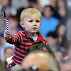 "A young fan gets a good view of the speech.<br /> President Barack Obama speaks to a crowd in the Coors Events Center on the University of Colorado campus on November 1, 2012.<br /> For more photos of Obama, go to  <a href=""http://www.dailycamera.com"">http://www.dailycamera.com</a>.<br /> Cliff Grassmick / November 1, 2012"