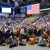 "People gather inside the Coors Events Center to hear President Barack Obama speak tonight.<br /> For more photos of Obama, go to  <a href=""http://www.dailycamera.com"">http://www.dailycamera.com</a>.<br /> Cliff Grassmick / November 1, 2012"