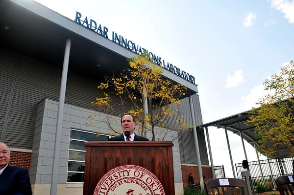 OU radar innovations Laboratory