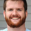 Globe/T. Rob Brown<br /> Zach Bozeman, of St. Louis, site supervisor with Rebuild Joplin through AmeriCorps.
