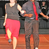"HIP HOP: Lynette Clark and Kyle Massenburg came in second for their lindy hop to ""Candy Man."""