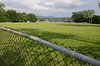 The Little League and soccer fields at Beaver Bard Park and Valley Street Athletic Field are being renovated this summer. . (Gillian Jones/North Adams Transcript)