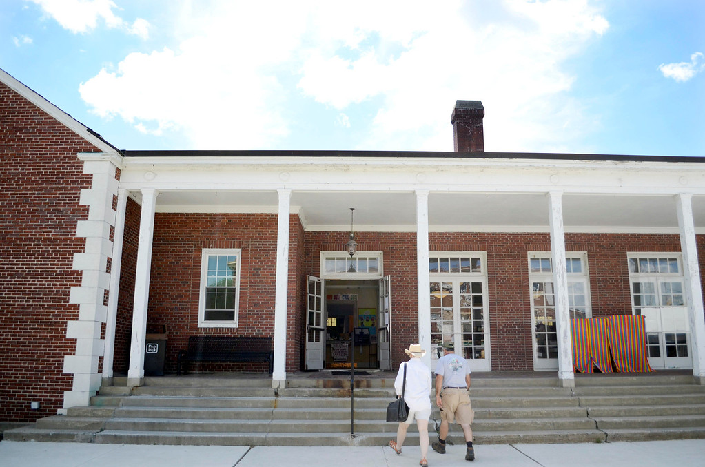 . The Dalton CRA is going to be 90 years old, Friday Aug 23, 2013. Ben Garver / Berkshire Eagle Staff