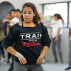 JAY YOUNG | THE GOSHEN NEWS<br /> Toni Perez works on some individual moves during a hip hop dance class Wednesday evening at Epic Dance Studios.