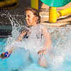 JAY YOUNG   THE GOSHEN NEWS<br /> Ten-year-old Naomi Schlegel closes her eyes and holds her breath as she makes a big splash in the water on first day of Goshen Parks and Recreation department swimming classes at Shanklin Pool Monday morning. At the end of class, participants got a chance to go down the water slide a couple of times. The classes run for two weeks, Monday through Friday, beginning at 9:30 a.m. Those interested should contact the parks and recreation department.