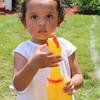 Julianna Dixon, 2, Lansing, Michigan.