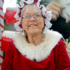 BEN MIKESELL | THE GOSHEN NEWS<br /> Sherry Martin of Elkhart has been helping her husband Paul as Mrs. Claus for 30 years.