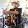 LEANDRA BEABOUT | THE GOSHEN NEWS<br /> Bob Ketchum of Rock Island, Oklahoma