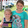Alyson Snyder, 2, and Hannah Snyder, 9