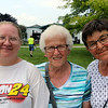 JOHN KLINE | THE GOSHEN NEWS <br /> Karen Hossler, Charlotte Mast and Janet Wileman