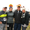 LEANDRA BEABOUT | THE GOSHEN NEWS<br /> Dave and Sue Huys of Cassopolis, MI, and Scott and Shawn Huys of Middlebury