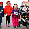 LEANDRA BEABOUT | THE GOSHEN NEWS<br /> From left: Axle Klinge, 5, Esther Howard, 6, Janay Klinge, 3, and Daisy Klinge, 1