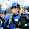 Stacey Diamond | The Goshen News<br /> Zach Silva plays the clarinet for Fairfield at ISSMA Semi-State held at Decatur Central High School for Class C.