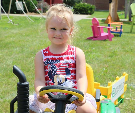 Emma Horvath, 3, Elkhart