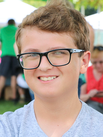 Andrew Rasler, 12, Elkhart