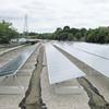 solar generating station