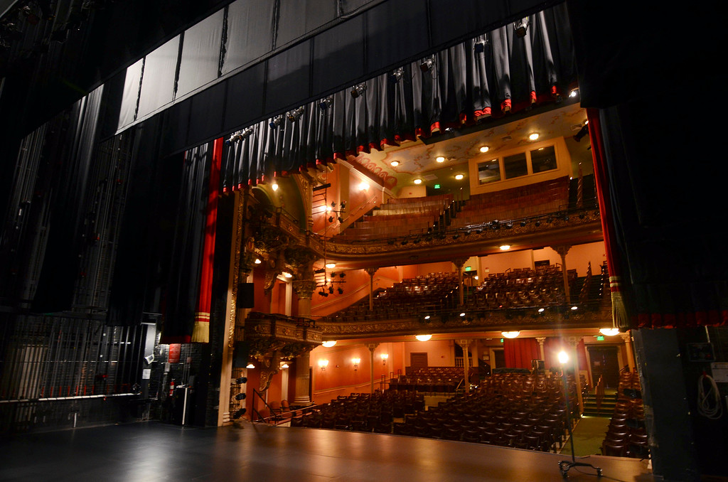 . The Colonial Theatre, Tuesday January 21, 2014.  Photo by Ben Garver / Berkshire Eagle Staff
