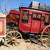 Globe/T. Rob Brown<br /> The theme for Silver Dollar City's new roller coaster Outlaw Run is that of a stage coach line, Western Missouri Stagecoach Company, trying to outrun a gang of outlaws Wednesday, March 13, 2013, at the Branson theme park. Outlaw Run is the park's new hybrid wood-steel coaster with multiple inversions including a double barrel roll.