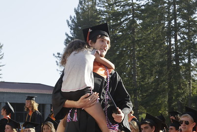 PHOTOS: Arcata High graduation