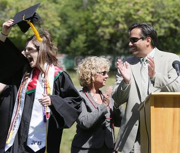 PHOTOS: Eureka High Graduation 2015