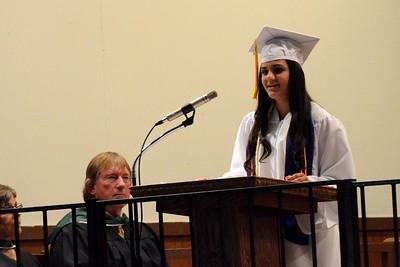 PHOTOS: Ferndale High Graduation 2015