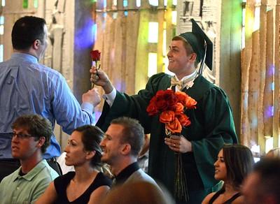 PHOTOS: St. Bernard's High School Graduation 2015