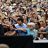 "Fans reach for a handshake from President Barack Obama after his speech on Norlin Quad at the University of Colorado in Boulder on Sunday, Sept. 2, 2012.  For more photos and videos visit  <a href=""http://www.DailyCamera.com"">http://www.DailyCamera.com</a>.<br /> (Greg Lindstrom/Times-Call)"