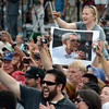 "An enthusiastic crowd cheer for Presidenst Obama after his speech on Norlin Quad at the University of Colorado.<br /> For more photos and a video of Obama, go to  <a href=""http://www.dailycamera.com"">http://www.dailycamera.com</a>.<br /> Cliff Grassmick  / September 2, 2012"