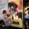 Pet Transfer.JPEG-01622.JPG Kim Terlau and Kelly Ross carry two puppies after arriving at the Humane Society of Boulder Valley, in Boulder, Colo., Tuesday,  Feb. 28, 2012. The puppies came from Oklahoma.  (AP Photo/The Denver Post, Joe Amon)  MANDATORY CREDIT; MAGS OUT; TV OUT