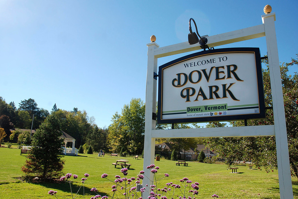 . Kayla Rice/Reformer Dover Town Park is officially open to the public.