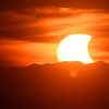 APTOPIX Partial Solar Eclipse