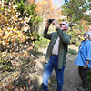 "Dale Barron, of Iowa, and his wife Brenda take photographs of the changing fall foliage on the Peak to Peak Scenic Byway near Nederland. For more photos and video of the changing colors go to  <a href=""http://www.dailycamera.com"">http://www.dailycamera.com</a><br /> Jeremy Papasso/ Camera"